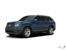 2018 Volkswagen Atlas Trendline 2.0T 8sp at w/Tip