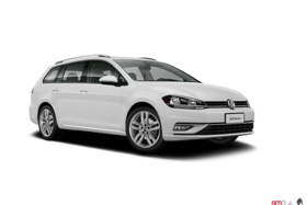 2018 Volkswagen GOLF SPORTWAGEN Highline