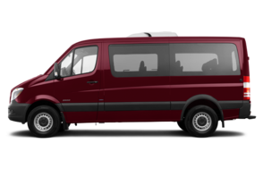 Mercedes-Benz Sprinter 2014 COMBI 2500