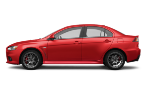 Mitsubishi Lancer Evolution 2014 MR