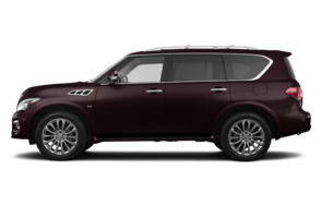 Infiniti QX80 2015 7 PLACES