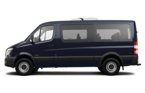 Mercedes-Benz Sprinter 2015 COMBI 2500