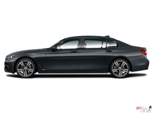 2016 BMW 7 Series Sedan 750i xDrive