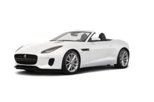 Jaguar F-Type Convertible P300 at 2019