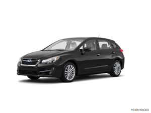 2016 Subaru Impreza 5Dr Limited Pkg at w/Tech
