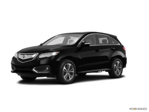 Acura RDX Elite at 2017