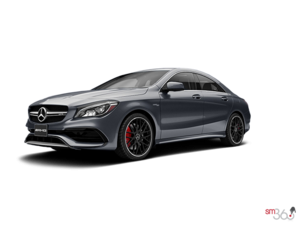 2017 Mercedes-Benz CLA45 AMG 4MATIC Coupe
