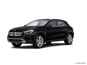 2017 Mercedes-Benz GLA250 SUV 4MATIC