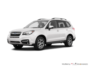 Subaru Forester 2.5i Limited w/ Technology CVT 2017