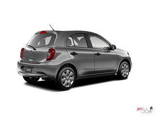 Nissan Micra S 2017