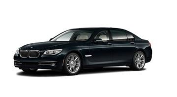BMW ActiveHybrid 7 2014