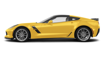 Corvette Coupe Grand Sport