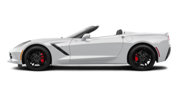 Corvette Convertible Stingray
