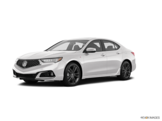Acura TLX Tech A-Spec 2018