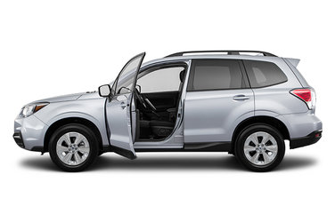 Subaru Forester 2.0XT LIMITED 2017