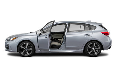 2018 Subaru Impreza 5-door SPORT-TECH