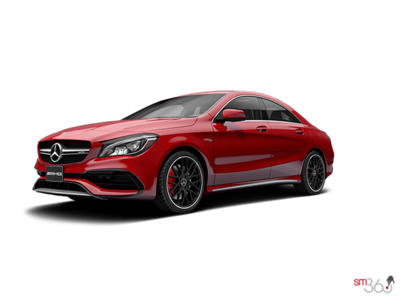 Mercedes-Benz CLA45 AMG 4MATIC Coupe 2018