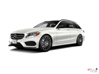 Mercedes-Benz C300 4MATIC Wagon 2018