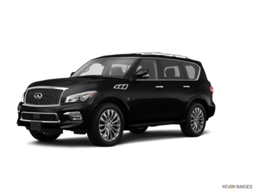 2017 Infiniti QX80 7-Passenger Technology Limited