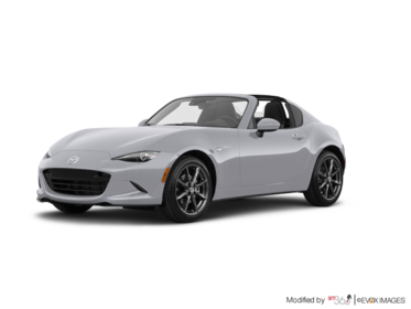 2017 Mazda MX-5 RF GT at Black Leather