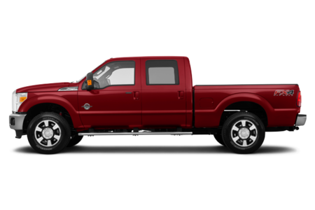 Ford Super Duty F-350 LARIAT 2016