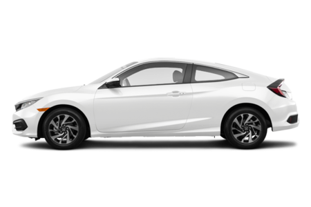 Honda Civic Coupe LX-SENSING 2016