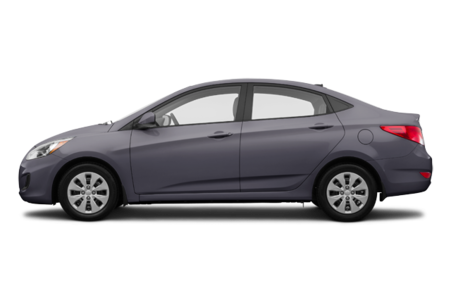 Hyundai Accent Sedan LE 2016