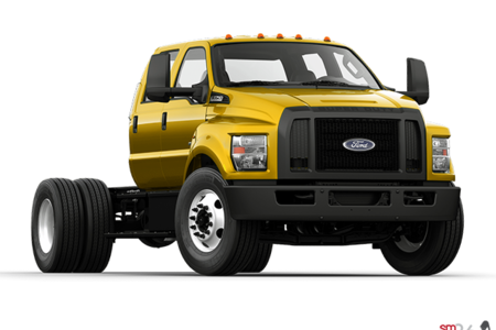 Ford F-750 SD GAS 2017