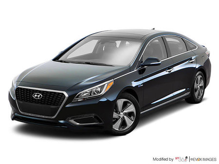 Hyundai Sonata Hybride LIMITED 2017 - photo 2