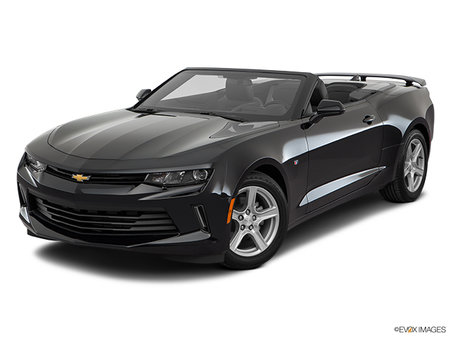 Chevrolet Camaro convertible 1LT 2018 - photo 3