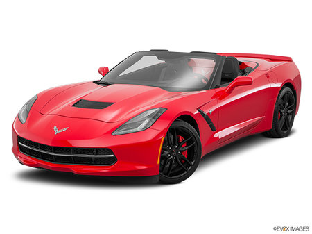 Chevrolet Corvette Cabriolet Stingray 2LT 2018 - photo 3