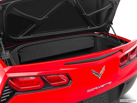 Chevrolet Corvette Cabriolet Stingray 2LT 2018 - photo 4