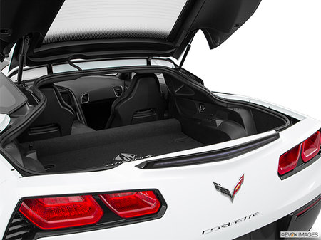 Chevrolet Corvette Coupe Stingray 2LT 2018 - photo 3
