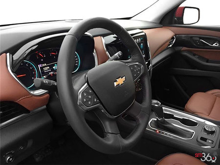 Chevrolet Traverse HIGH COUNTRY 2018 - photo 2