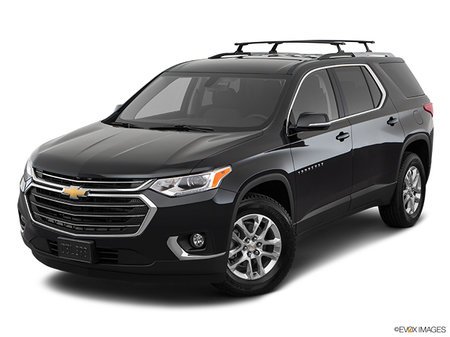 Chevrolet Traverse LT CLOTH 2018 - photo 2