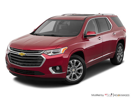 Chevrolet Traverse PREMIER 2018 - photo 2