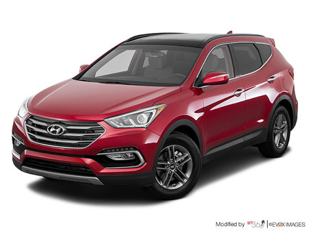 Hyundai Santa Fe Sport 2.4 L LUXURY 2018 - photo 1