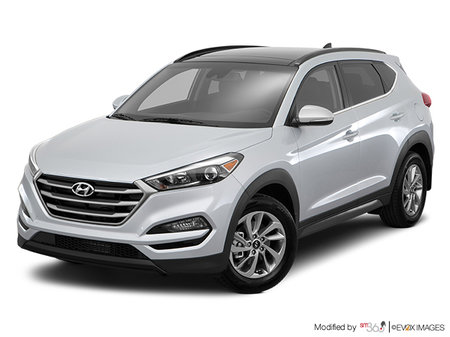 Hyundai Tucson 2.0L LUXURY 2018 - photo 1