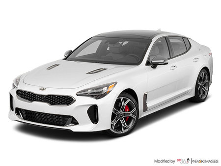 Kia Stinger GT  2018 - photo 2