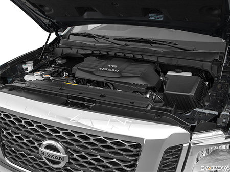 Nissan Titan SV 2018 - photo 2