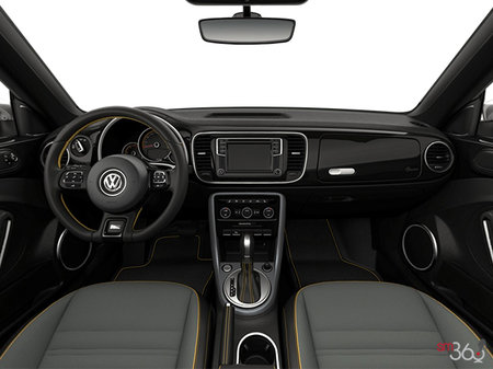 Volkswagen Beetle décapotable DUNE 2018 - photo 4