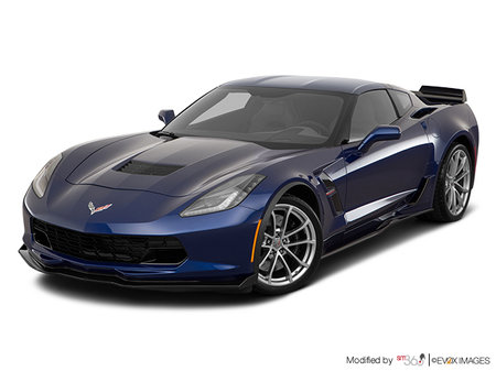 Chevrolet Corvette Coupé Grand Sport 1LT 2019 - photo 2