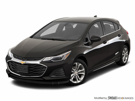 Chevrolet Cruze à hayon diesel DIESEL 2019 - photo 1