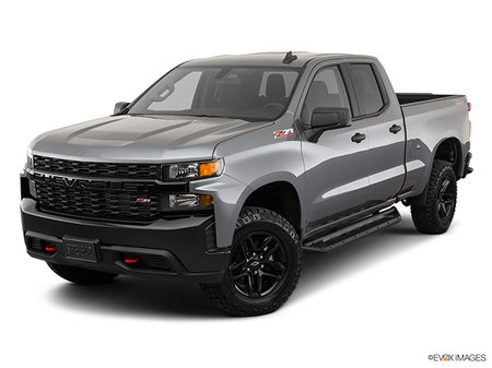 Chevrolet Silverado 1500  Custom Trail Boss 2019 - photo 2