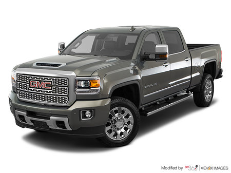 GMC Sierra 2500 HD DENALI 2019 - photo 1