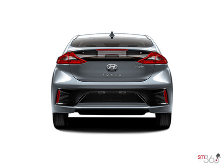 Hyundai Ioniq Électrique Plus Ultimate 2019 - photo 4