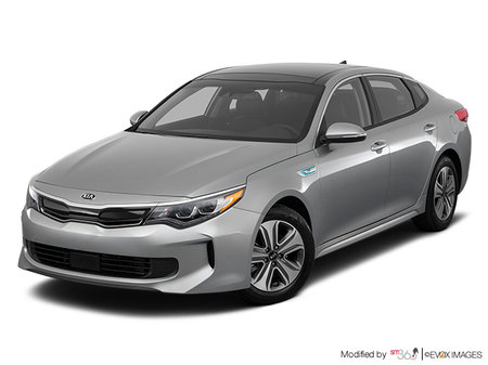 Kia Optima Hybrid EX PREMIUM 2019 - photo 2
