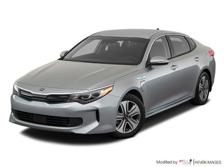 Kia Optima PHEV EX 2019 - photo 2