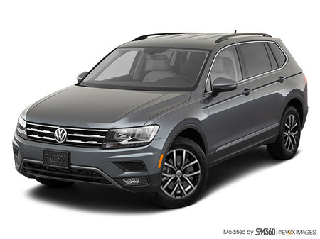 Volkswagen Tiguan COMFORTLINE 2019 - photo 2