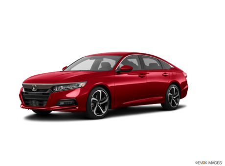 2018 Honda Accord Sedan SPORT